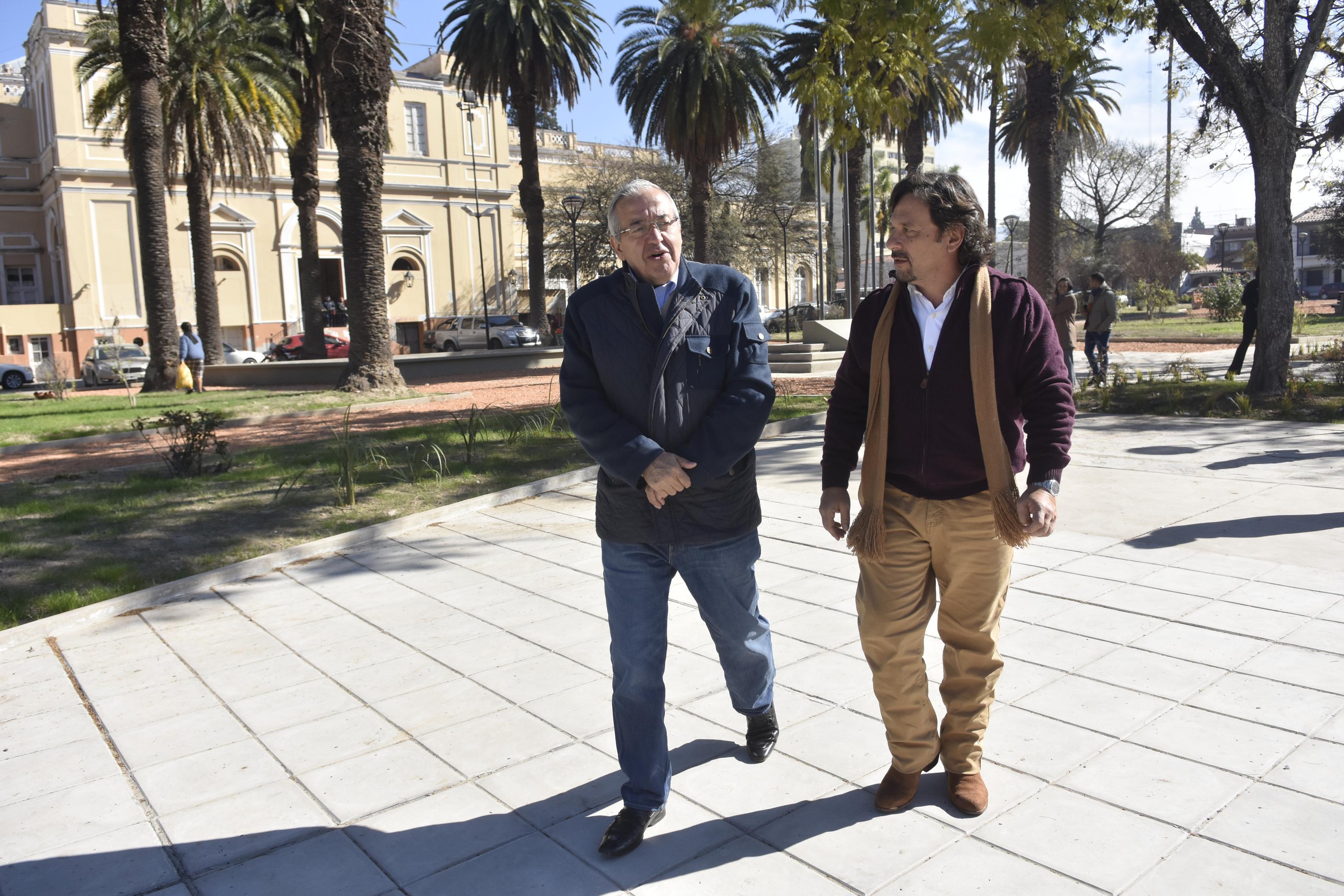 Para Godoy es 'oportunista e irresponsable' que Sáenz desdoble las elecciones
