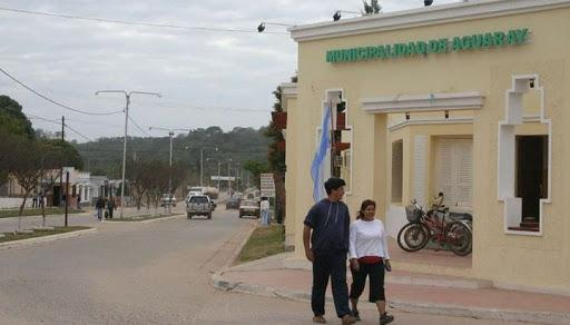 aguaray municipalidad
