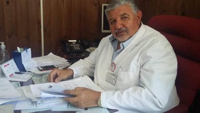 Esteban estimó que entre el 30 y 40% de la población de Capital tiene  coronavirus