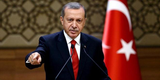 """Erdogan acusó a EEUU de librar una """"guerra económica"""" contra Turquía"""