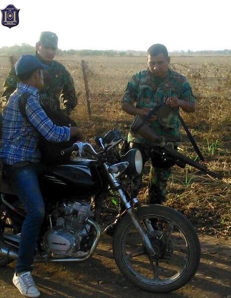 Secuestraron armas de fuego en el norte de la provincia for Interior y policia consulta de arma