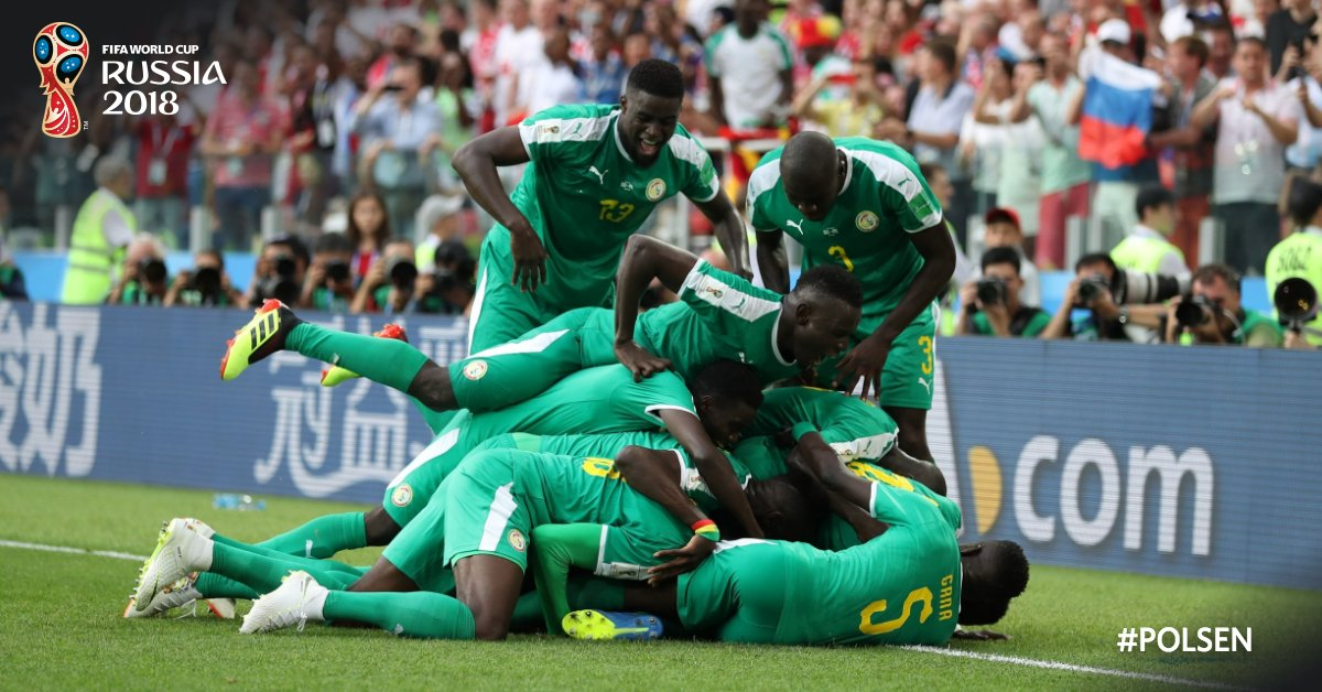 Mundial 2018| Senegal sorprendió a todos en Rusia